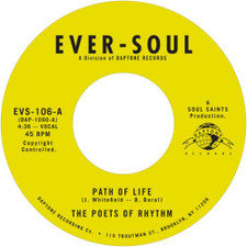 "Poets Of Rhythm - Path Of Life - 7"" Vinyl"