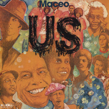 Maceo Parker - Us - LP Vinyl