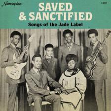 Various Artists - Saved & Sanctified: Songs Of The Jade Label - LP Vinyl