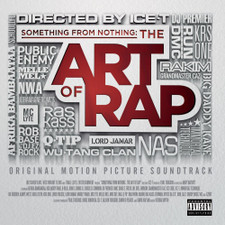 Various Artists - Something From Nothing: The Art Of Rap Soundtrack - 2x LP Vinyl