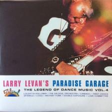 Various Artists - Larry Levan's Paradise Garage - Legend Of Dance Music Vol. 4 - 3x LP Vinyl