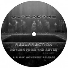 "Ultradyne - Resurrection : Return from the Abyss - 12"" Vinyl"