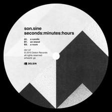 """Son.Sine - Seconds Minutes Hours - 12"""" Vinyl"""