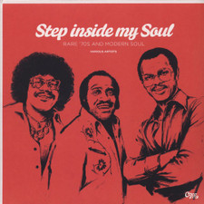 Various Artists - Step Inside My Soul - 2x LP Vinyl