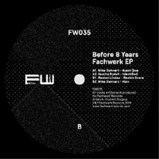 "Various Artists - Before 8 Years Fachwerk - 12"" Vinyl"