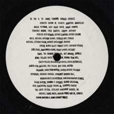 """Nummer - To the D - 12"""" Vinyl"""