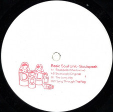"Basic Soul Unit - Soulspeak - 12"" Vinyl"