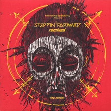 "Various Artists - Steppin Forward Remixed - 12"" Vinyl"