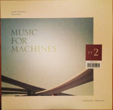 "John Beltran - Music For Machines Pt 2 - 12"" Vinyl"