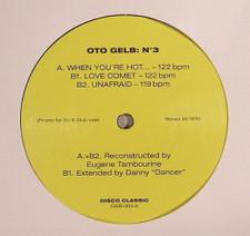 """Oto Gelb - No.3 - 12"""" Vinyl"""