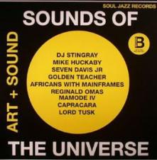 Various Artists - Sounds Of The Universe: Art + Sound 2012-2015 Pt. B - 2x LP Vinyl