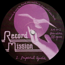 "Various Artists - Record Mission EP 1 - 12"" Vinyl"