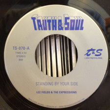 """Lee Fields & The Expressions - Standing By Your Side - 7"""" Vinyl"""