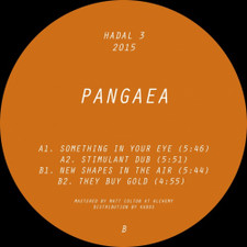 "Pangaea - New Shapes In The Air - 12"" Vinyl"