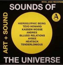 Various Artists - Sounds Of The Universe: Art + Sound 2012-2015 Pt. A - 2x LP Vinyl