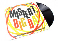 Mister T - Big Day - LP Vinyl