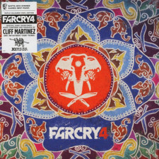 Cliff Martinez - Far Cry 4 OST - 3x LP Colored Vinyl