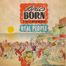 Lyrics Born - Real People - LP Vinyl