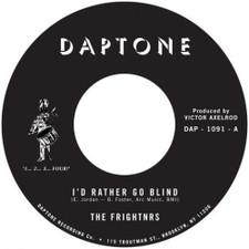 """The Frightnrs - I'd Rather Go Blind - 7"""" Vinyl"""