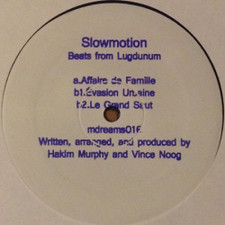 "Slowmotion - Beats From Lugdunum - 12"" Vinyl"
