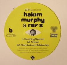 "Hakim Murphy & Rev-S - CPH Sessions - 12"" Vinyl"