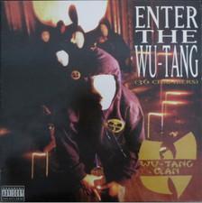 Wu-Tang Clan - Enter the Wu-Tang 36 Chambers - LP Vinyl