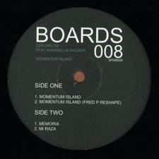 "Cem Orlow - Momentum Island - 12"" Vinyl"