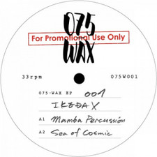 """Ikeda X - Ep 001 - 12"""" Vinyl"""