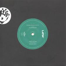 """The Afrosound - Fiebre En La Jungla - 7"""" Vinyl"""