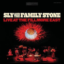 Sly and the Family Stone - Live at the Fillmore East - 2x LP Vinyl