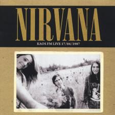 Nirvana - KAOS FM Live '87 - LP Vinyl
