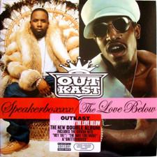 Outkast - Speakerboxxx / The Love Below - 4x LP Vinyl