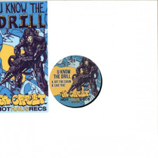 "U Know & The Drill - Off The Chain - 12"" Vinyl"