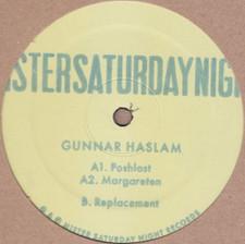 """Gunnar Haslam - Margareten - 12"""" Vinyl"""