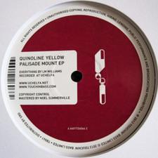 "Quinoline Yellow - Palisade Mount Ep - 12"" Vinyl"