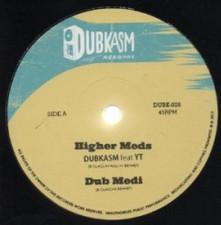 """Dubkasm - Higher Meds - 12"""" Vinyl"""
