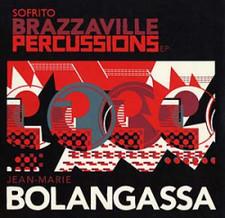 """Jean-Marie Bolangassa - Brazzaville Percussions - 12"""" Vinyl"""