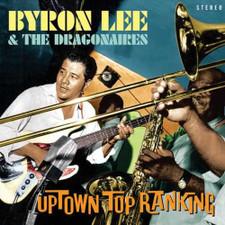 Byron Lee & The Dragonaires - Uptown Top Ranking - 2x LP Vinyl