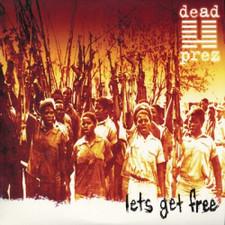 Dead Prez - Let's Get Free - 2x LP Vinyl