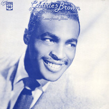 Charles Brown - Race Track Bllues - LP Vinyl