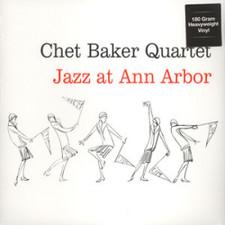 Chet Baker Quartet - Jazz At Ann Arbor - LP Vinyl