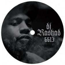 "Dj Rashad - 6613 Ep - 12"" Vinyl"
