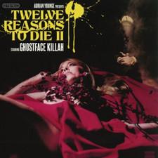 Adrian Younge / Ghostface Killah - Twelve Reasons To Die II - LP Vinyl