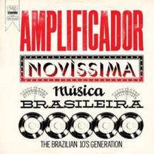 Various Artists - Amplificador: Movissima Musica Brasilieira - LP Vinyl