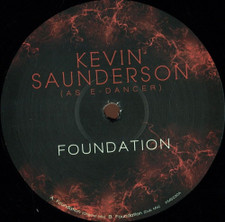 "E-Dancer - Foundation - 12"" Vinyl"