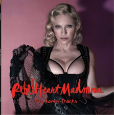 Madonna - Rebel Heart (Bonus Edition) - 2x LP Vinyl