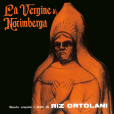 Riz Ortolani - La Vergine DI Norimberga - LP Vinyl