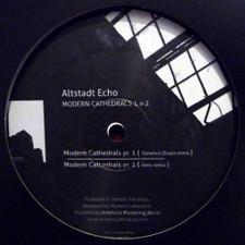"""Altstadt Echo - Modern Cathedrals - 12"""" Vinyl"""
