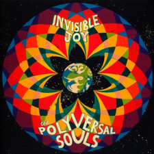 Polyversal Souls - Invisible Joy - 2x LP Vinyl