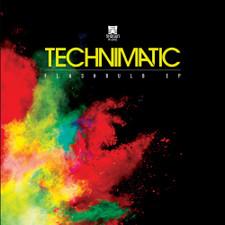 "Technimatic - Flashbulb Ep - 2x 12"" Vinyl"